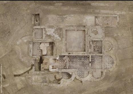 Une villa romaine exceptionnelle découverte en Bretagne | LVDVS CHIRONIS 3.0 | Scoop.it