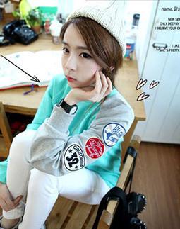 Áo Thun Teen Nữ Hàn Quốc Tay Dài Logo Thể Thao - Gâu Gâu Shop | Thời Trang Nữ Đẹp | Scoop.it