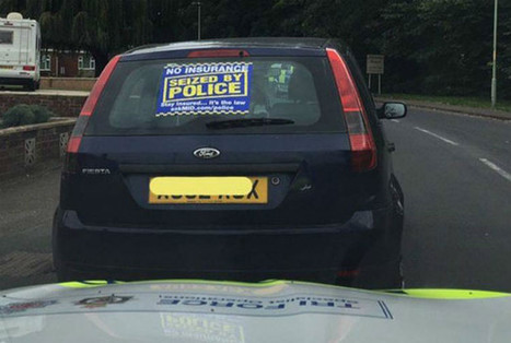 1,000 drivers with no insurance targeted by Bristol police | Direct Debit & Card Payments for Salesforce | Scoop.it