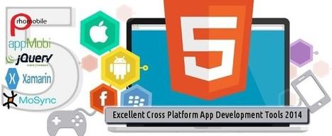 5 Excellent Cross Platform App Development Tools 2014 | Web Development Blog, News, Articles | Scoop.it