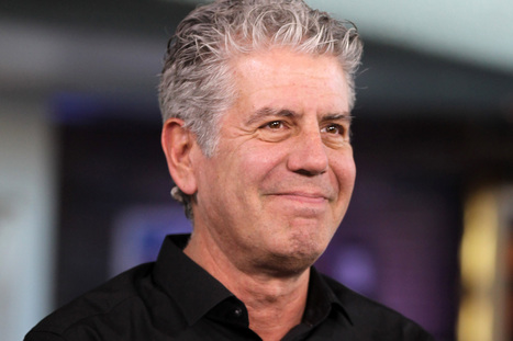 Anthony Bourdain to open NYC food market | The Butter | Scoop.it