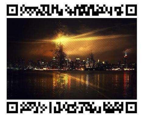 Pixinkod, les codes 2D originaux en alternative aux QR-codes   Todo lo que quieres saber sobre los QRCodes   Scoop.it