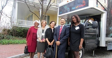 NYCHA Recognized for Providing Broadband Access to the Public | NYC.gov | Digital Media Literacy + Cyber Arts + Performance Centers Connected to Fiber Networks | Scoop.it