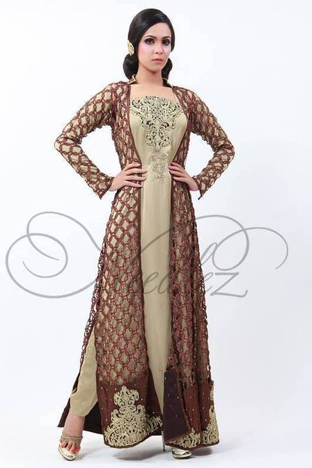 Needlez by Shalimar |New Dresses Collection 2014 - ..:: Fashion Wd Passion ::.. | Fashion | Scoop.it