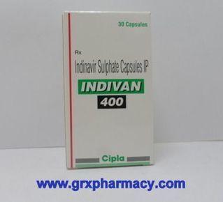 Indivan (Indinavir Sulphate Capsules) | Grxpharmacy | Scoop.it