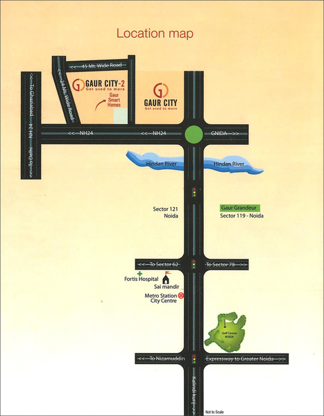 Gaur Smart Homes 14th Avenue Noida Extension   Real Estate India   Scoop.it