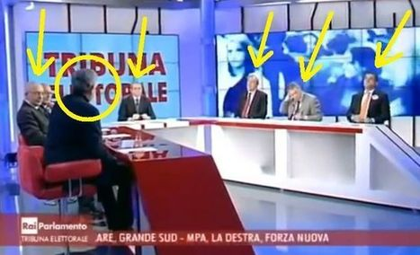 Rivelazione Shock di Paolo Ferraro a Rai Parlamento! | CDD Comitato Difendiamo la Democrazia | Scoop.it