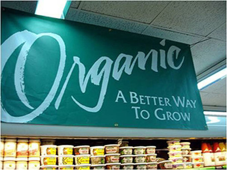 Why organic food isn't as green as you think | The Living Principles | Growing Food | Scoop.it