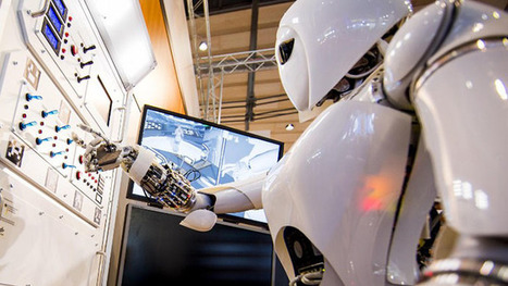 Literal Android: Google develops robots to replace people in manufacturing, retail | Transportation Station | Scoop.it