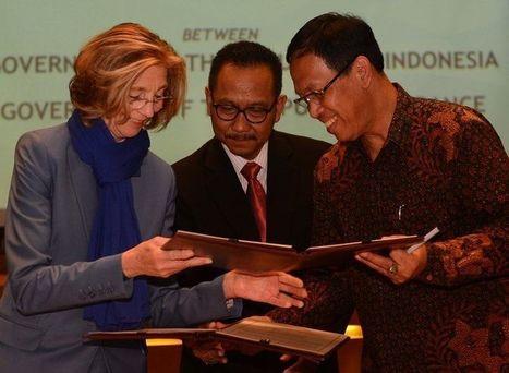 Indonésie: la France veut augmenter de moitié ses échanges d'ici à 2015 | Scoop Indonesia | Scoop.it