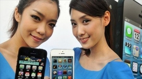 Apple iPhone a danger to China's national security because of location tracking: state media | Daily Crew | Scoop.it