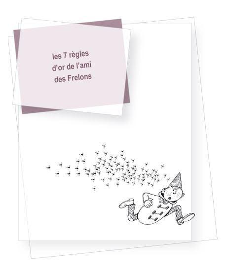 Les 7 règles d'or de l'ami des Frelons * | Mes passions natures | Scoop.it
