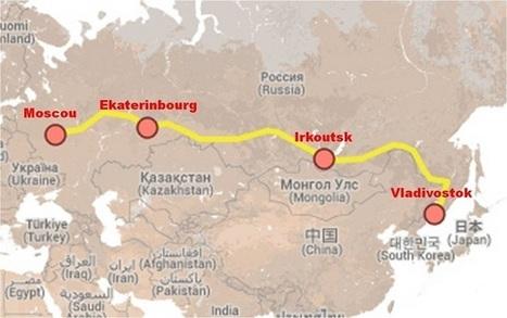 Russieautrement - circuit Transsibérien de Moscou à Vladivostok guidé   Ressources histoire géographie   Scoop.it