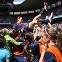 El Barça femení es proclama campió de Lliga a San Mamés | Deportes | Scoop.it