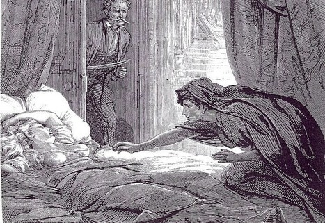 The Lesbian Vampire Story That Came Before Dracula | Gothic Literature | Scoop.it