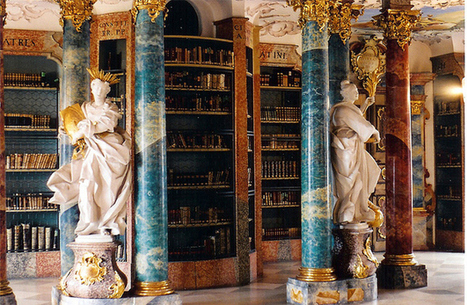 16 Libraries You Have To See Before You Die   Library Media Centers   Scoop.it