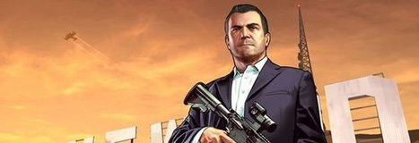The tragedy of  Grand Theft Auto V | Technoculture | Scoop.it