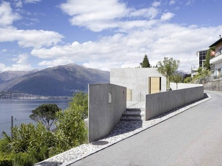 [Ranzo, Switzerland] New House in Ranzo / Wespi de Meuron | The Architecture of the City | Scoop.it