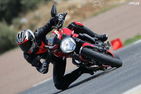 2016 Ducati Monster 1200 R First Ride Review   - Motorcycle USA | Ductalk Ducati News | Scoop.it