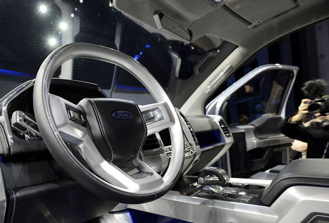 Ford Planning to Drop Microsoft for BlackBerry in Its Car Technology System | Tech News | Scoop.it