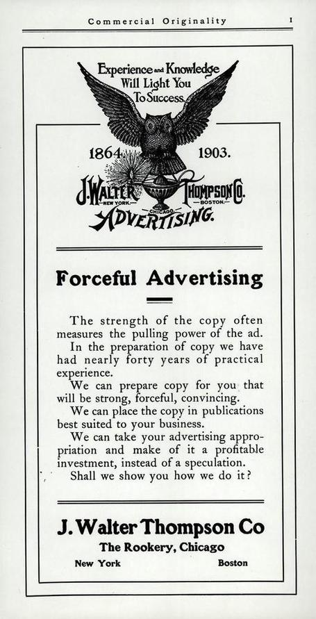 Emergence of Advertising in America, 1850-1920 - Duke Libraries | A Cultural History of Advertising | Scoop.it