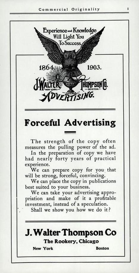 Emergence of Advertising in America, 1850-1920 - Duke Libraries | Social media and education | Scoop.it