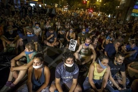 Une loi pour museler la population en #Espagne - 6 mn   - France Culture #dictature #néofranquisme | Infos en français | Scoop.it