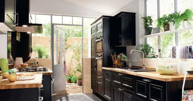 [inspiration] 13 plans pour une cuisine fermée de 3 à 9 m2 | La Revue de Technitoit | Scoop.it