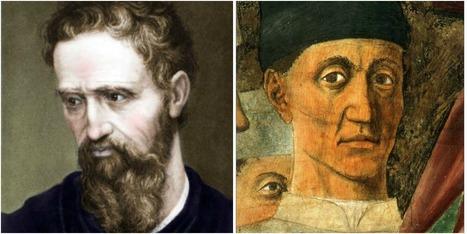 Atti notarili ci fanno scoprire un Michelangelo, e un Piero della Francesca un poco Marchigiani | Le Marche un'altra Italia | Scoop.it