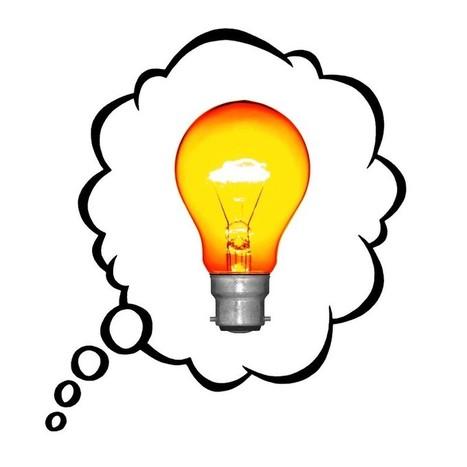 Hoe krijg ik nieuwe ideeën?   Creativiteit,   Scoop.it