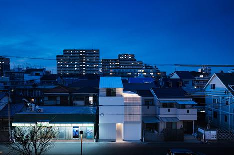 light grain house in osaka by yoshiaki yamashita | fap-arquitectura | Scoop.it