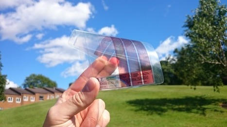 Graphene 'moth eyes' could create indoor solar cells | Business as an Agent of World Benefit | Scoop.it