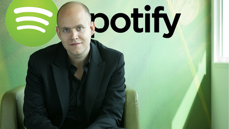 L'incroyable vie du patron de Spotify, « l'homme le plus important de la musique » | Snapchat (par Diane Bourque) | Scoop.it