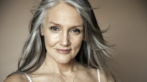Interview with a Mature Fashion Model who redefines beauty | Aging Well, Looking Good | Scoop.it