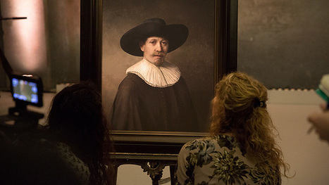 Inside 'The Next Rembrandt': How JWT Got a Computer to Paint Like the Old Master | Museums and emerging technologies | Scoop.it