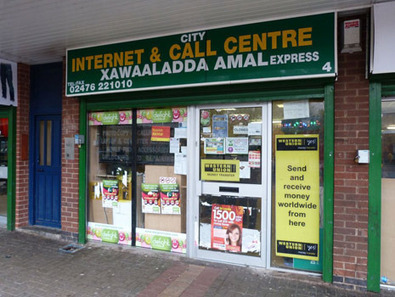 Hillfields internet cafe raided by counter-terrorism police | Race & Crime UK | Scoop.it