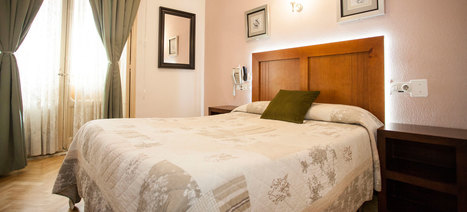 Hostal Greco, Madrid | Promocion Online | Scoop.it