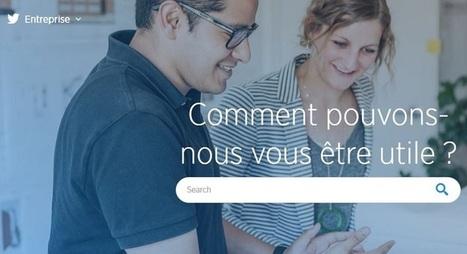 Twitter lance son guide d'aide et d'assistance pour les entreprises | Smartphones et réseaux sociaux | Scoop.it