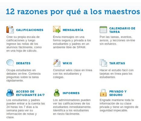 Herramientas para nosotros profes: Engrade is the #1 Online Gradebook | Maestr@s y redes de aprendizajes | Scoop.it