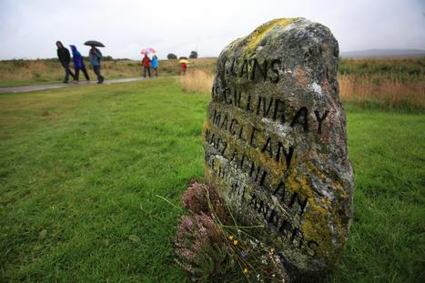 British propagandists portrayed 'professional' Jacobites at Culloden as savages | My Scotland | Scoop.it