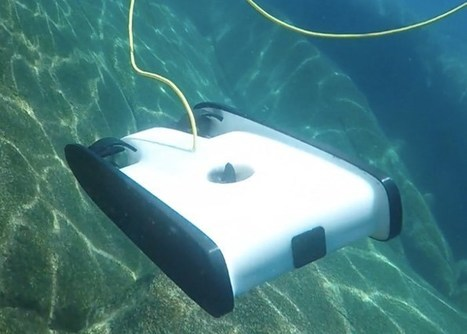 OpenROV Trident Underwater Drone Now Powered By Raspberry Pi 3 Mini PC (video) - Geeky Gadgets | ScubaObsessed | Scoop.it