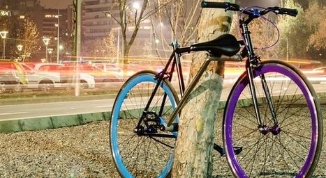 3 étudiants chiliens inventent le vélo que l'on ne peut pas voler | 21st Century Innovative Technologies and Developments as also discoveries, curiosity ( insolite)... | Scoop.it