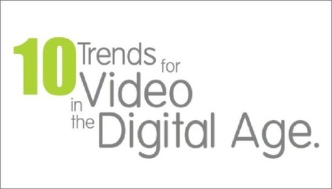 Ten Trends for Video in the Digital Age - Coffee With Krisstina | Education | Scoop.it