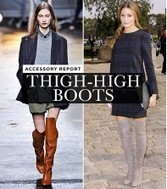 The Boldest Shoe Style For Fall: Over-The-Knee Boots ... | Fall Fashions 2013 | Scoop.it