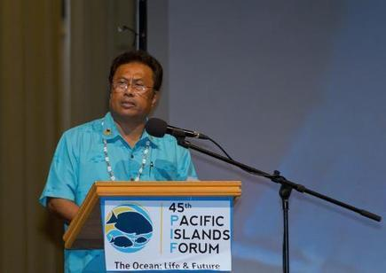 Pacific leaders say climate will claim entire nations | Sustain Our Earth | Scoop.it