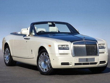 Rolls Royce Drophead Coupe Base – A Limited Edition Car based on 100 EX Concept   Petrolcars.in   Petrol Cars in India   Scoop.it