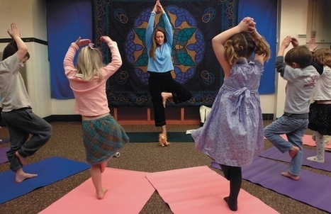 Should Schools Teach Kids to Meditate? | Mindful Spiritual Healing | Scoop.it