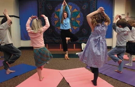 Should Schools Teach Kids to Meditate?