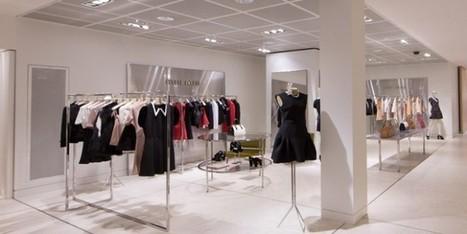 Le borse e i vestiti Miu Miu all'interno di Le Bon Marché - Sfilate | Moda Donna - sfilate.it | Scoop.it