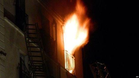Paris fire: Eight dead in city apartment building - BBC News | CLOVER ENTERPRISES ''THE ENTERTAINMENT OF CHOICE'' | Scoop.it